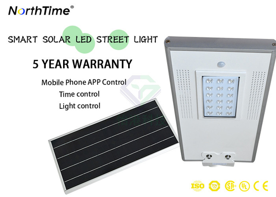 China Solarstraßenlaterne18W LED mit Lithium-Batterie 12V 13AH/Solarwand-Lampe usine